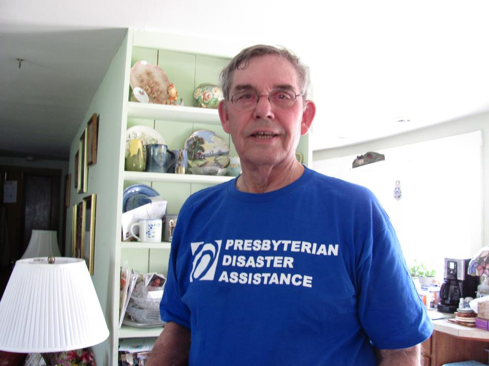 Volunteering with Presbyterian Disaster Assistance